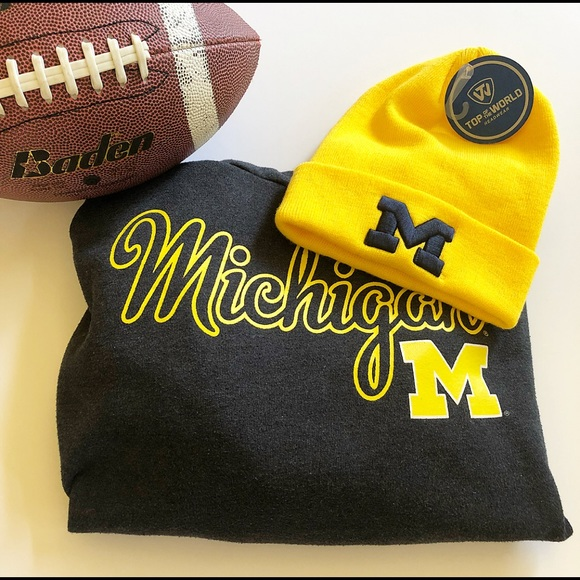 0a089248801 Top of the World Michigan Wolverines Hat